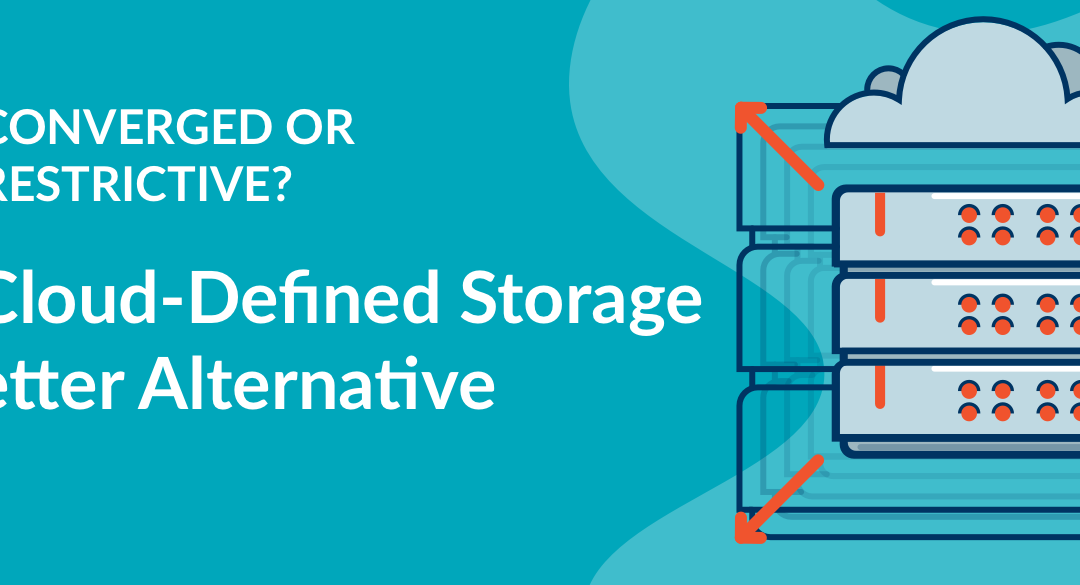 Hyper-Converged or Hyper-Restrictive? Why smartInfrastructure is a Better Alternative